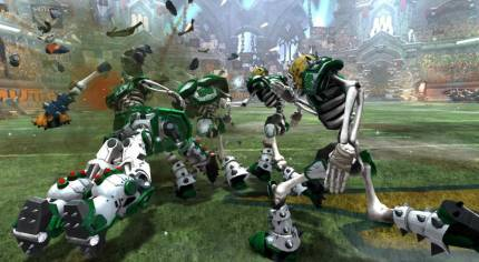 Indie-Ana Co-Op and the Mutant Football League Interview