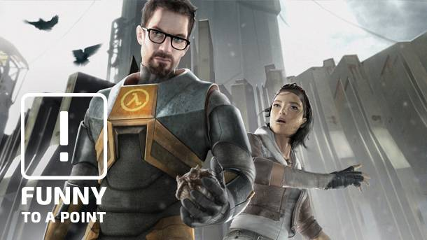 Funny To A Point – Half-Life 2: Episode 3 Review