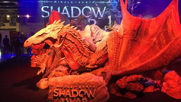 The Top 10 Dragons And/Or Dinosaurs Of PAX West 2017