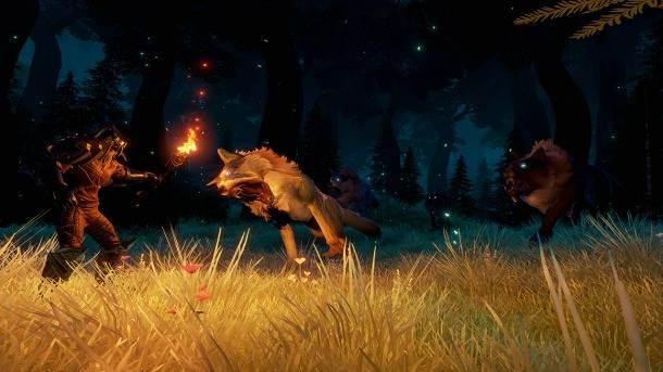 Rend Looks Like A Promising Fantasy Survival Bash