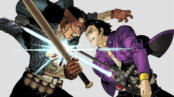 Suda51 Talks No More Heroes And Apologizing To The Interpreter From The Switch Reveal