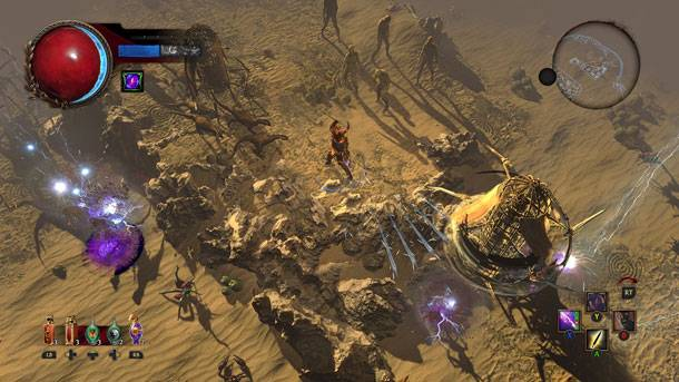 Should Diablo Fans Bother With Path Of Exile On Xbox One?