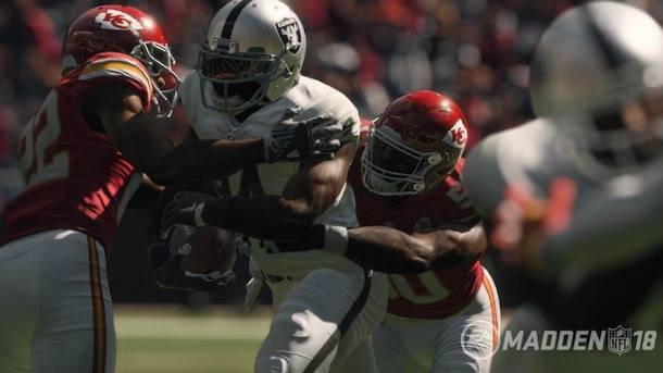 Madden 18's Longshot Made Me Care About Football
