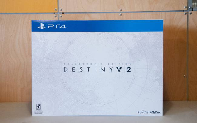 Unboxing The Destiny 2 Collector's Edition