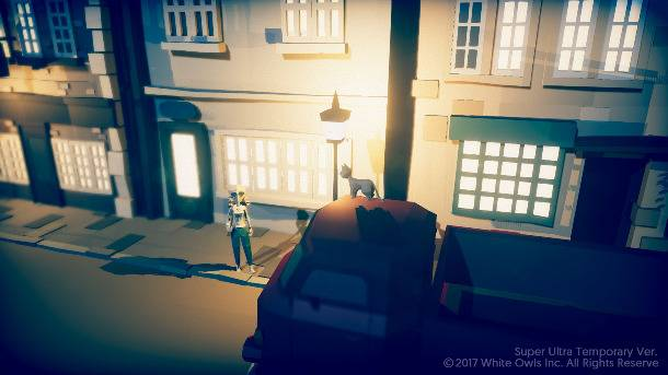 Deadly Premonition And Panzer Dragoon Creators Talk The Good Life