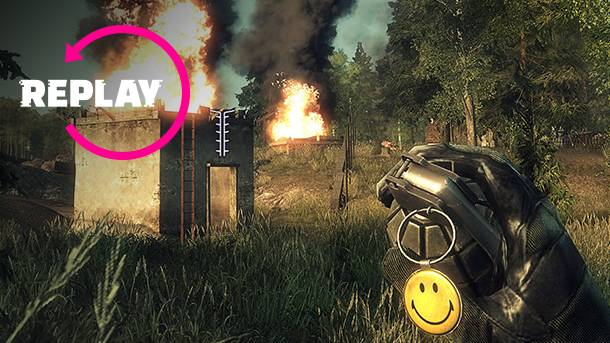 Replay – Battlefield: Bad Company