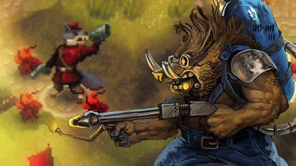 Tooth And Tail Is An Indie RTS With A Great Sense Of Style