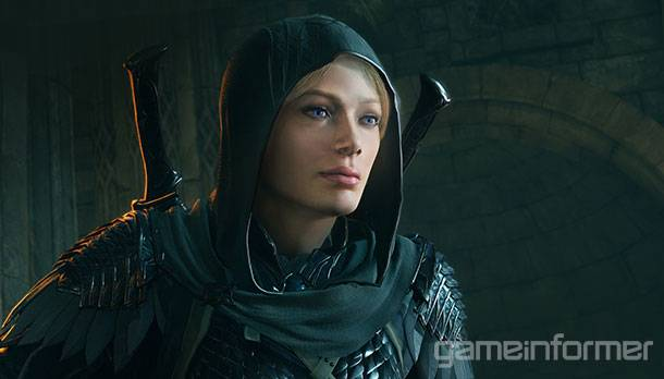The Blade Of Galadriel: Meet Shadow Of War's Elven Assassin