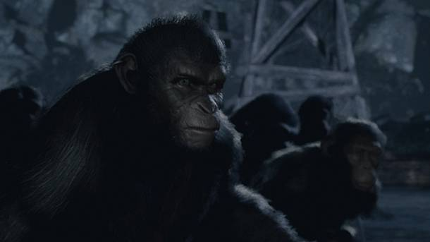 Watch Gameplay From The Planet Of The Apes Storytelling Party Game