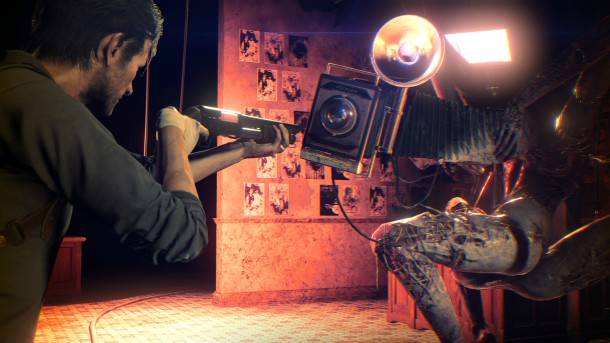 Watch 20 Minutes Of New The Evil Within 2 Gameplay