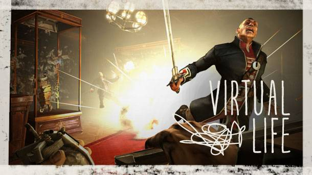 The Virtual Life – Why The Outsider Is One Of Gaming's Greatest Characters