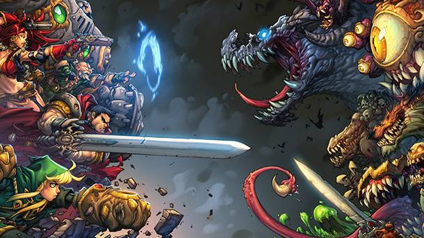 We Spend 38 Minutes With Battle Chasers: Nightwar