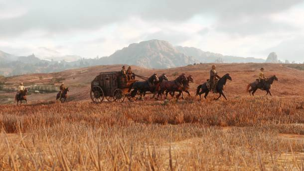 New Red Dead Redemption II Trailer Confirms Prequel Setting