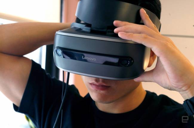 Windows 10 Mixed Reality headsets are coming on October 17th too