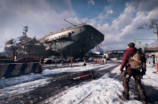 'The Division' finally adds to its open-world game map