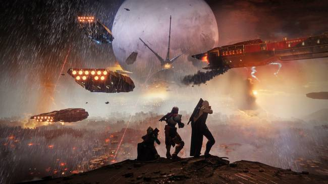'Destiny 2' gives Bungie's online shooter the narrative it deserves