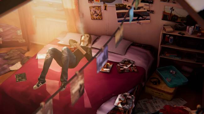 Setting fire to teenage souls in 'Life is Strange: Before the Storm'