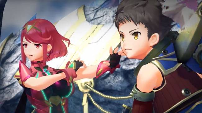 'Xenoblade Chronicles 2' reaches your Switch on December 1st