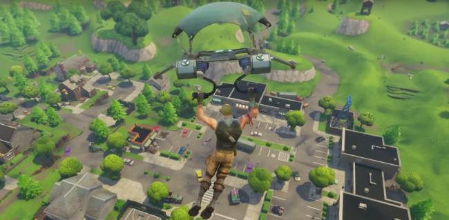 Epic hopes 'PUBG'-style 'Fortnite: Battle Royale' will tempt gamers