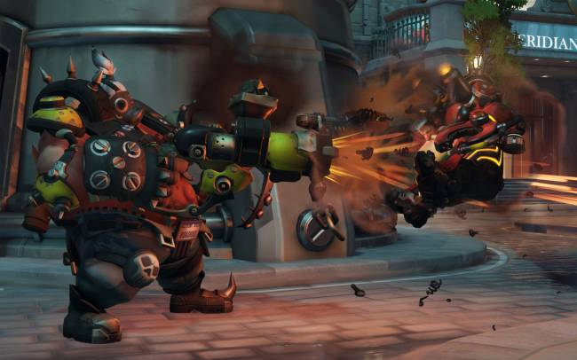 'Overwatch' fights toxic players by muting them on Xbox Live