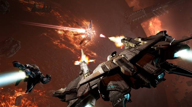 'Eve: Valkyrie' drops the VR requirement