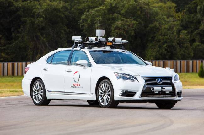 Toyota's latest self-driving car is more aware of its surroundings