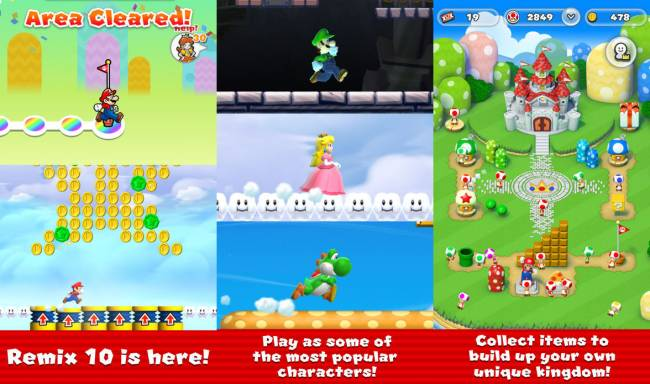 The latest 'Super Mario Run' update is available for download