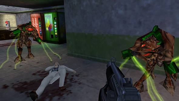 Turns out that Half-Life's AI had a sense of smell