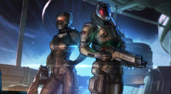 Bioware Lays Out Plans for Co-Op Content in Mass Effect: Andromeda