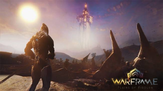 Warframe Shows Off 22 Minutes of Plains of Eidolon Expansion Gameplay