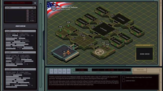 Exapunks adds 9 more puzzles about dirty hackers