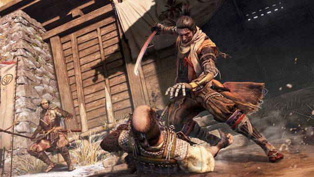 Watch 12-minutes of gameplay and a boss fight from Sekiro: Shadows Die Twice