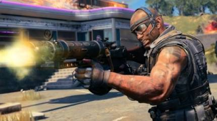 How well does Call of Duty's tech handle the battle royale challenge?