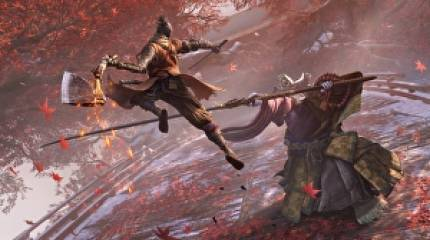 New Sekiro gameplay shows off stunning Corrupted Monk boss fight