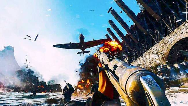 "Battlefield V Beta Netcode Issues Confirmed by DICE Affected Time to Death, Making It ""Better"" Than BF1 Is the Goal"
