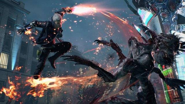 Report: Devil May Cry 5 to Have Multiplayer, Will Feature 2-3 Players