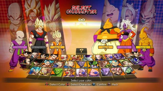 Dragon Ball Fighterz Will Be Getting New Halloween Colored Costumes and Lobby Characters