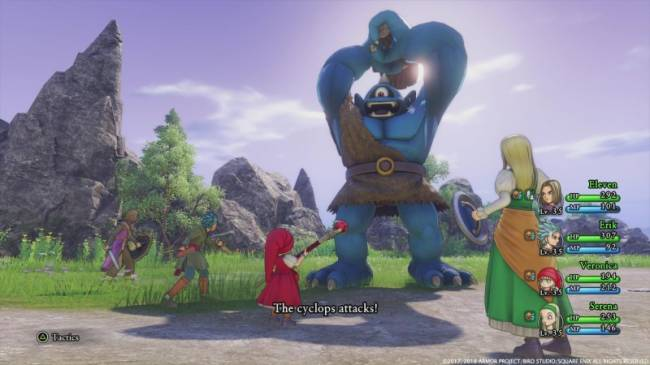 Eight Tips To Set You Forth On Your Dragon Quest XI Adventure