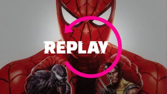 Replay – Spider-Man: Web Of Shadows