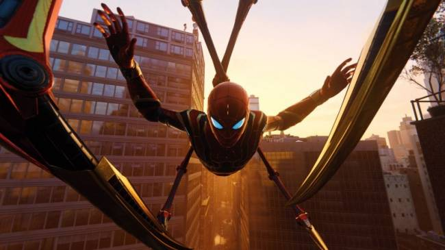 Weekend Warrior – Look Out! Here Comes A Spider-Man!