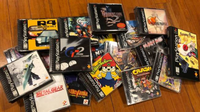 Here Are The Games We Want To See On The PlayStation Classic