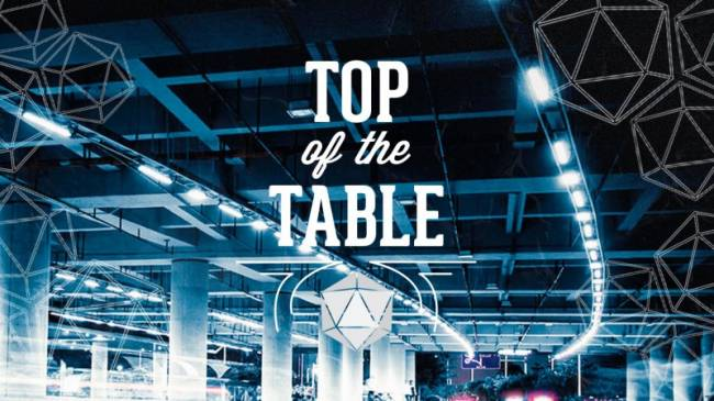Top Of The Table – Detective: A Modern Crime Board Game