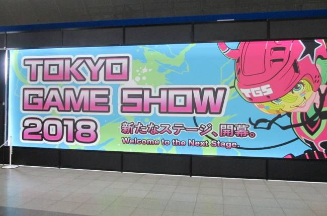 The Exciting Sights From The TGS 2018 Show Floor
