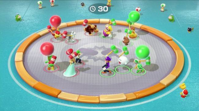 Hands-On With Super Mario Party's Dedicated Cooperative Mode