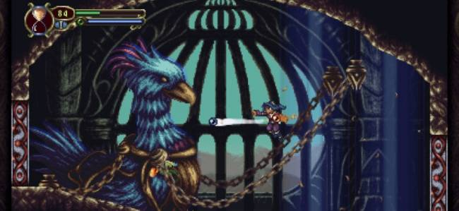 Timespinner Launch Trailer Channels Symphony Of The Night