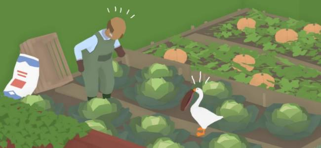 Untitled Goose Game Gets A New Trailer, Also Coming To Switch