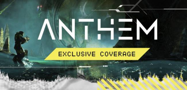 Anthem Gets A Trailer Today And A Demo Early Next Year
