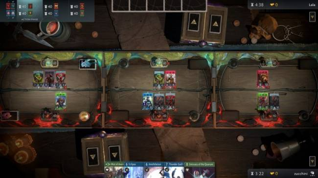 Hands-On With Artifact At PAX West 2018