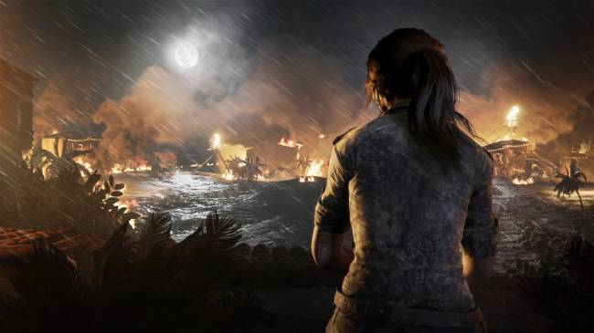 Shadow Of The Tomb Raider's Xbox One X Enhancements Detailed
