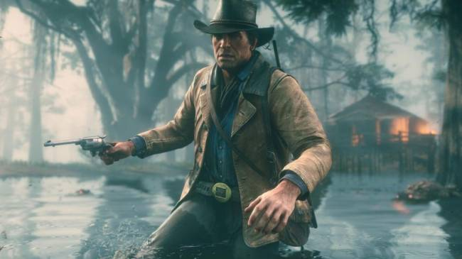 Rockstar Reveals New Locations, Screens For Red Dead Redemption II
